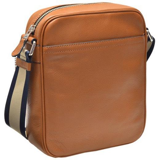 5f79cb9278 ... Coach Smooth Leather Flight Bag Crossbody Saddle F71723 Coach Mens ...