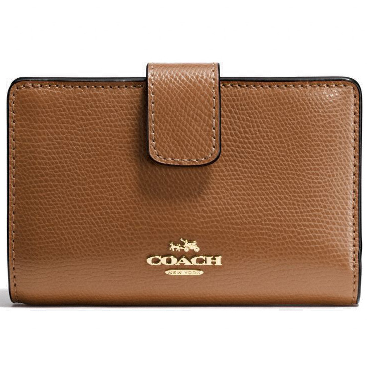 best sneakers 75c85 e098e discount coach saddle wallet 0885c b436b