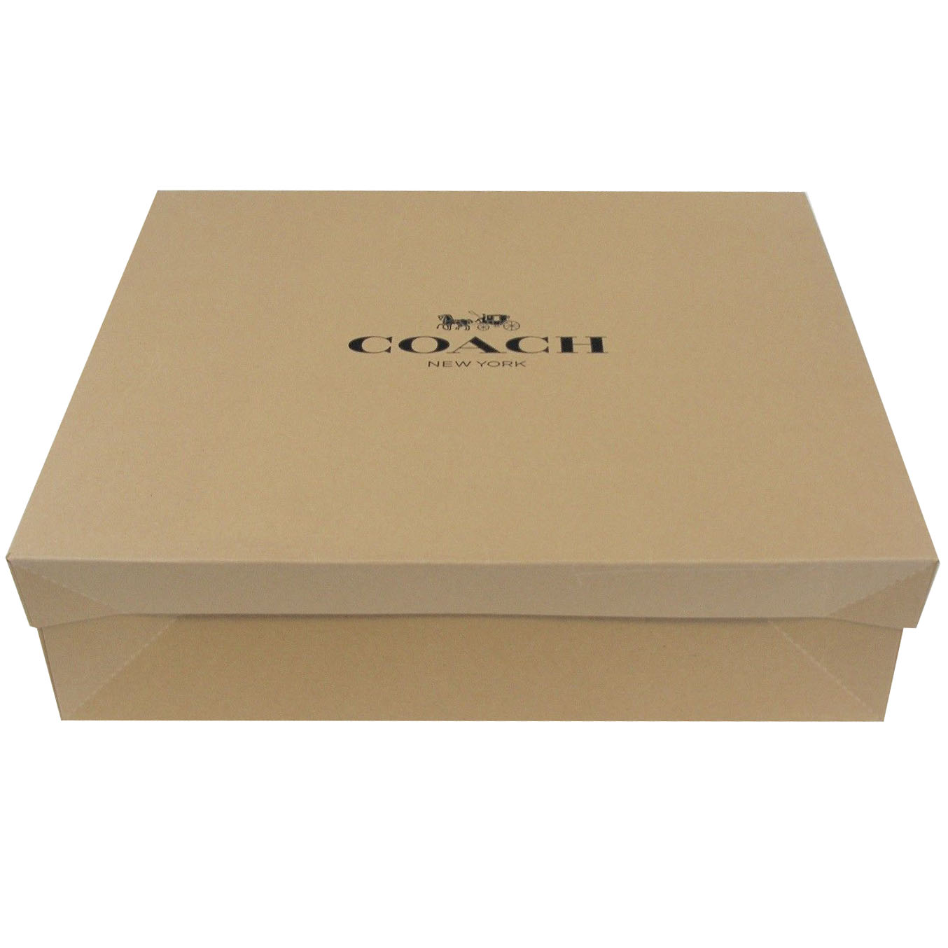 Coach Medium Gift Box For Small Bags Brown # GB4