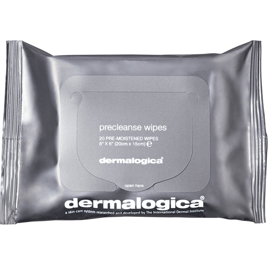 Dermalogica Precleanse Wipes 20 Count Pre-Moistened Wipes 1ml / 1oz