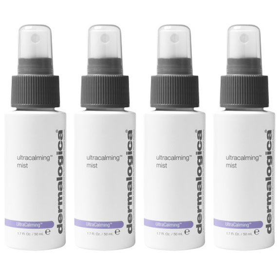 Dermalogica Ultracalming Mist 50Ml X 4 = 200ml / 6.8oz