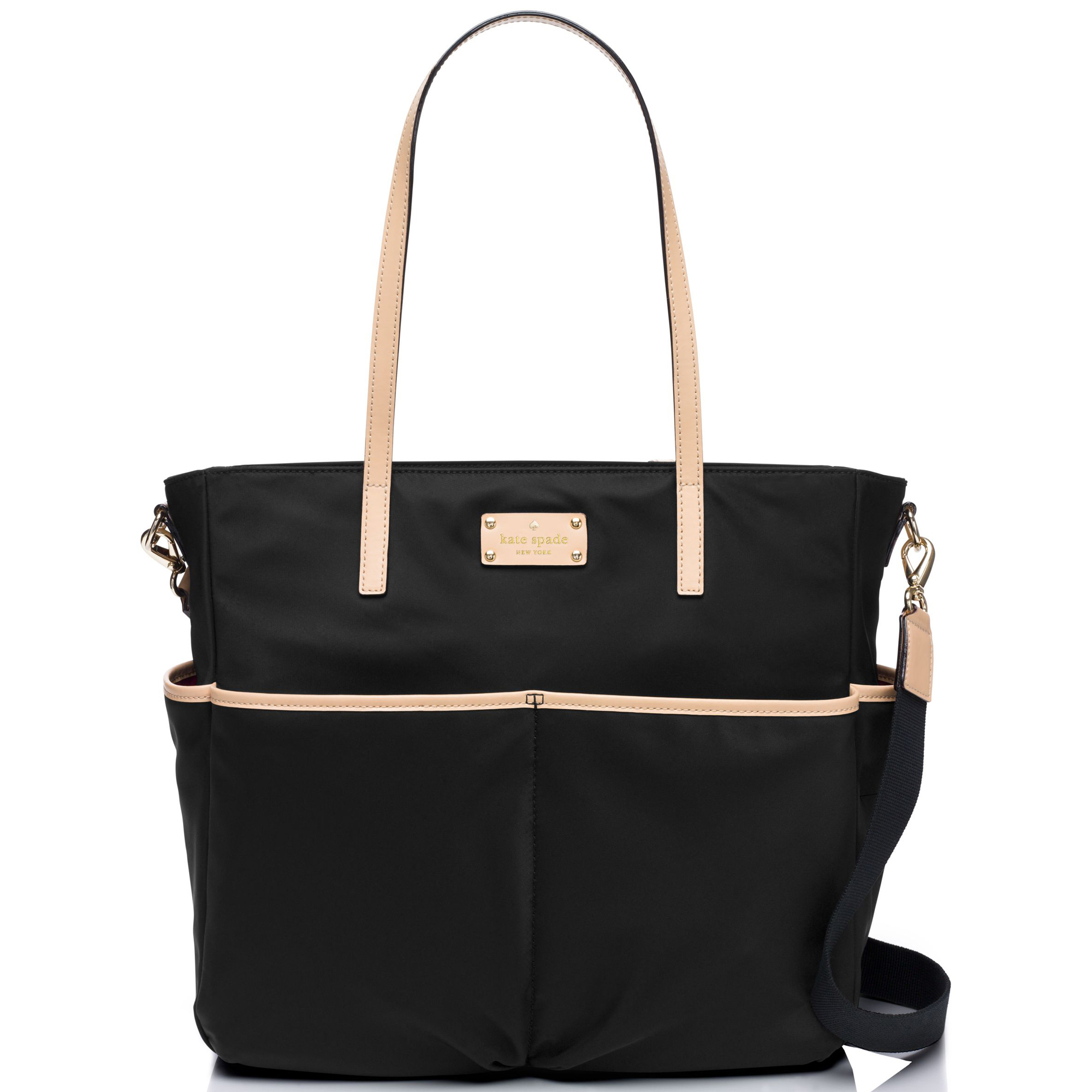 Kate Spade Kennedy Park Honey Baby Bag Black # WKRU2284