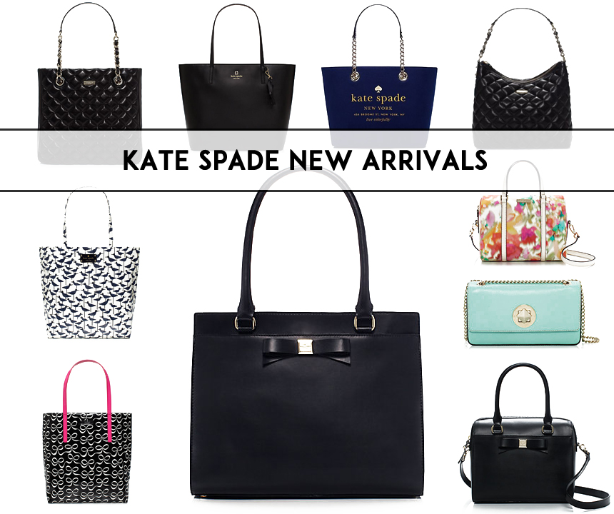 Kate Spade Sep '15 New Arrivals