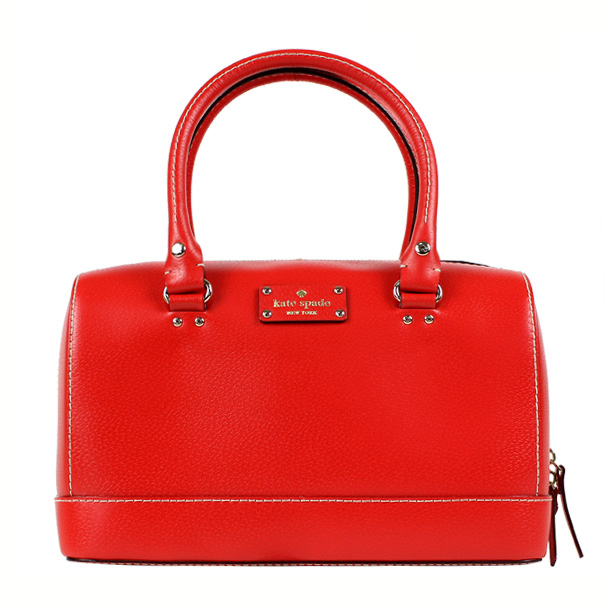 Kate Spade Wellesley Kaleigh Geranium Red # WKRU1444
