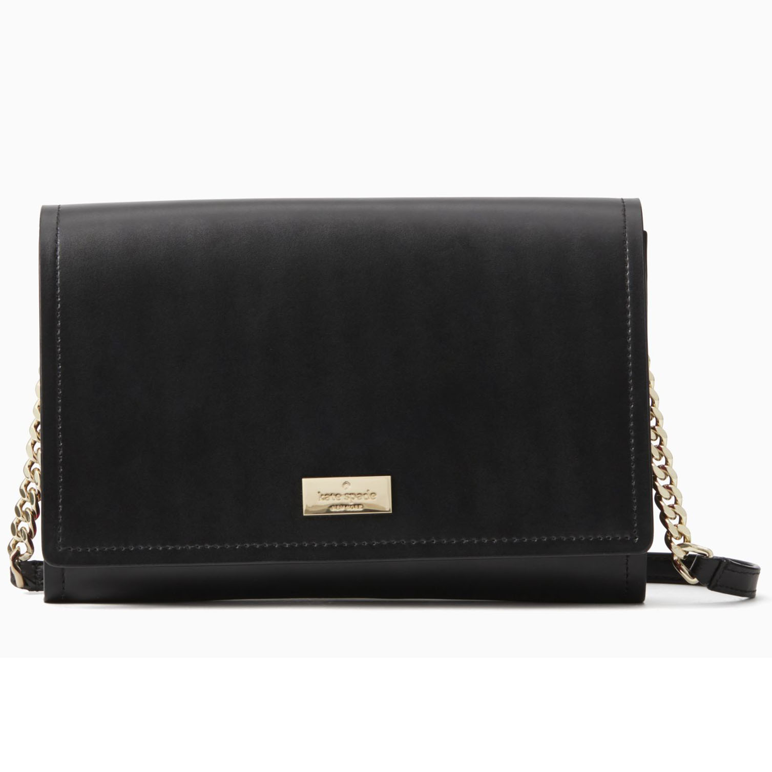 Kate Spade Arbour Hill Angelea Shoulder Bag Black / Sweetheart Pink # WKRU4049