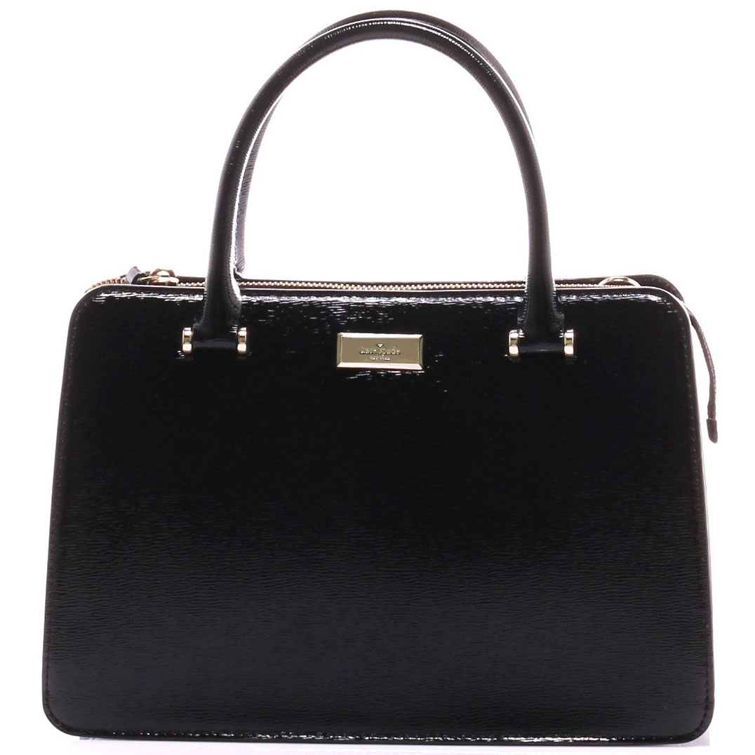 Kate Spade Bixby Place Lise Crossbody Bag Black # WKRU4056