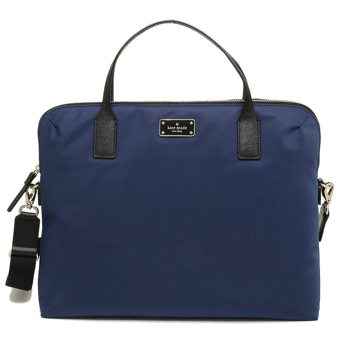 Kate Spade Blake Avenue Daveney Laptop Bag Oceanic Blue # WKRU3617