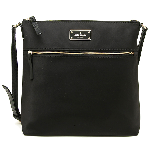 Kate Spade Blake Avenue Keisha Crossbody Bag Black # WKRU3618