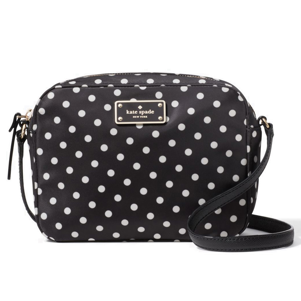 Kate Spade Blake Avenue Mindy Crossbody Bag Diamond Dot # WKRU3523