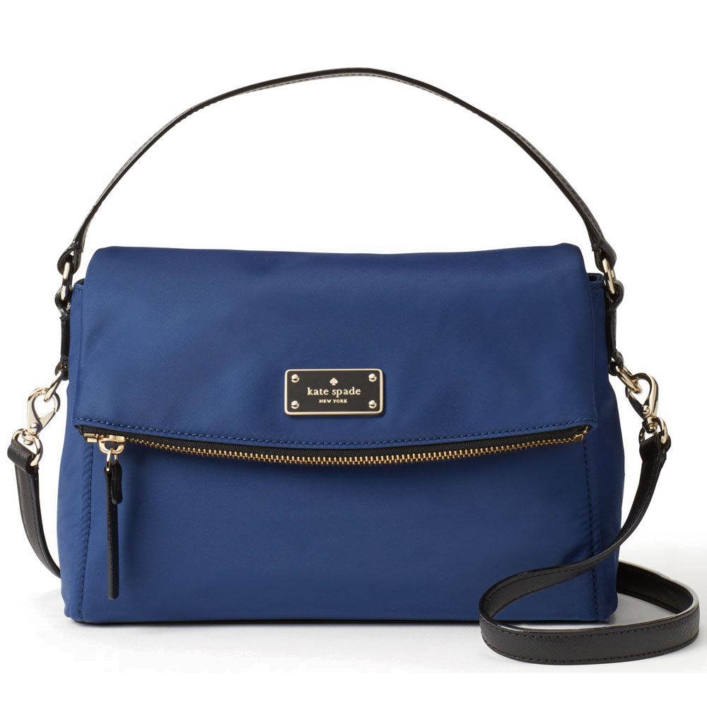 Kate Spade Blake Avenue Miri Crossbody Bag Oceanic Blue # WKRU4216