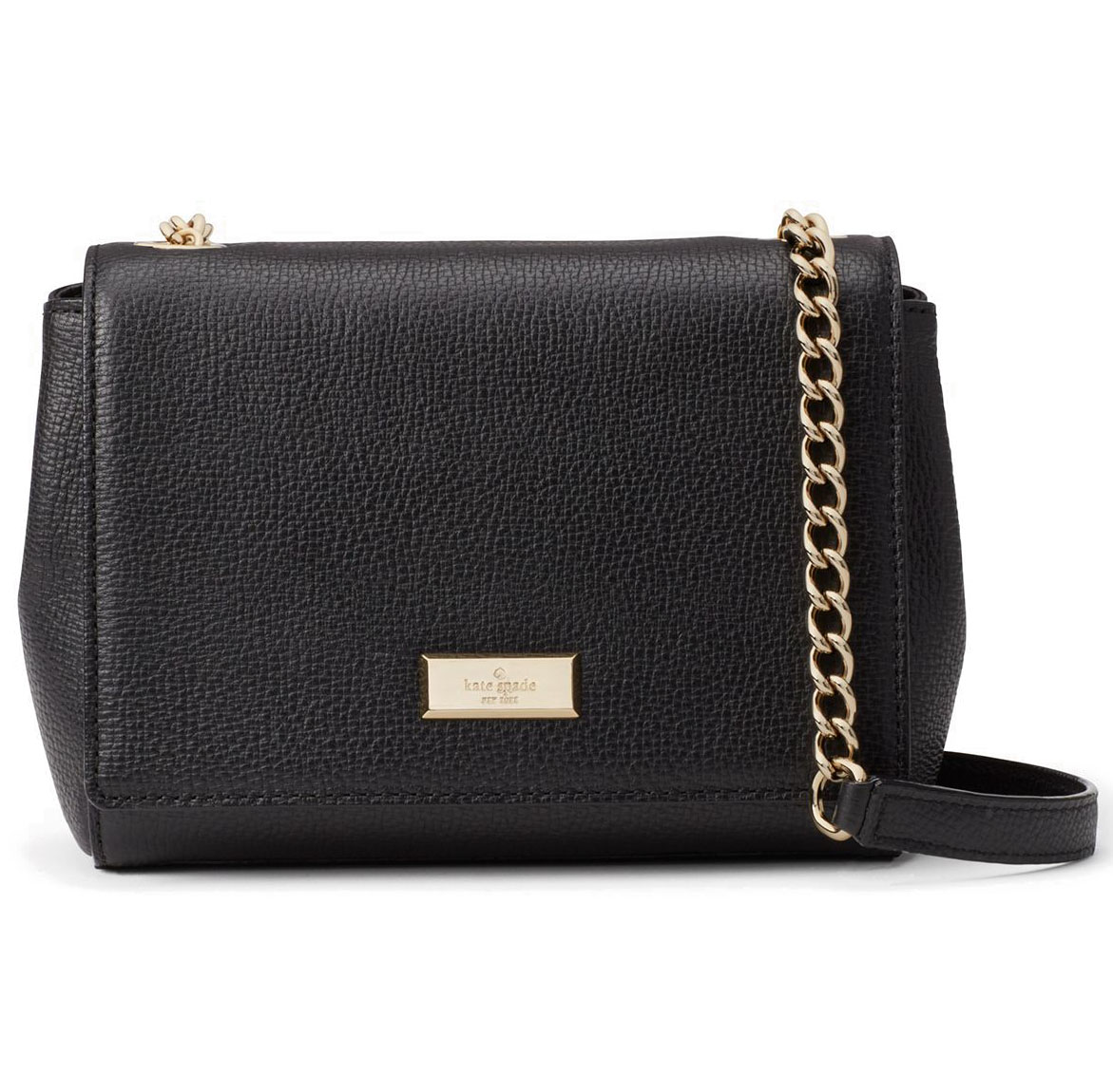 Kate Spade Briar Lane Eliza Crossbody Bag Black # WKRU4479