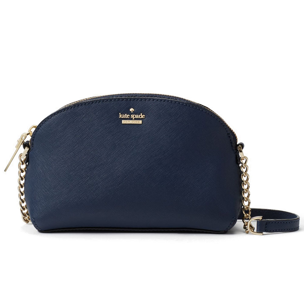 Kate Spade Cameron Street Hilli Crossbody Bag Twilight Blue # PWRU6047