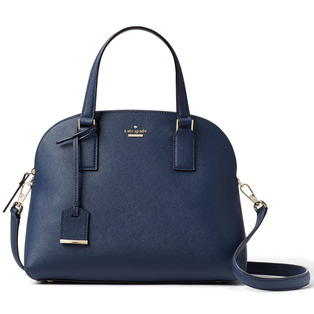 Kate Spade Cameron Street Lottie Crossbody Bag Twilight Navy Dark Blue # PXRU8262