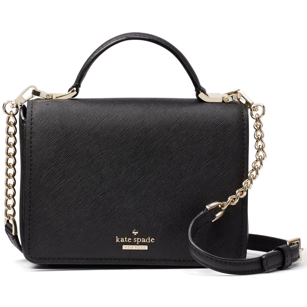 Kate Spade Cameron Street Rosso Crossbody Bag Black # PXRU8297