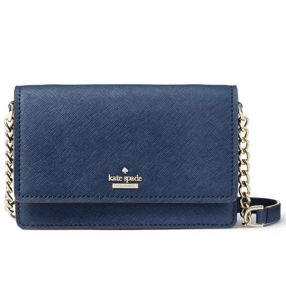 Kate Spade Cameron Street Shreya Crossbody Bag Twilight Navy Dark Blue # PWRU6014