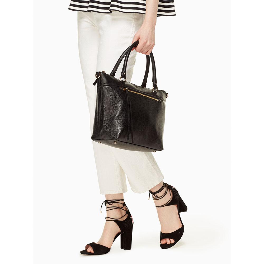 SpreeSuki - Kate Spade Cobble Hill Small Gina Crossbody Bag Black ... 750dc8a46a021