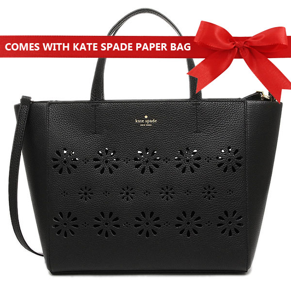 Kate Spade Crossbody Bag With Gift Bag Elizabeth Faye Drive Black # WKRU4231