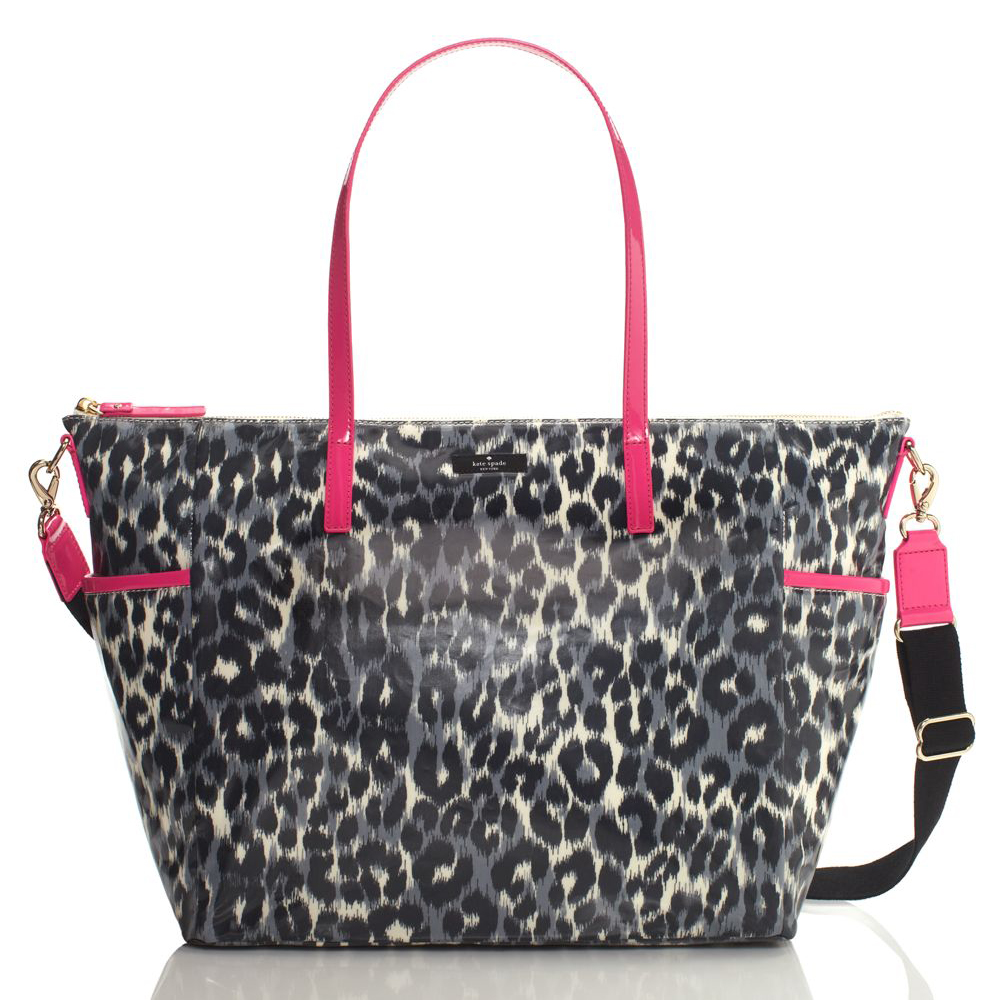 Kate Spade Daycation Adaira Baby Bag Leopard # WKRU1696