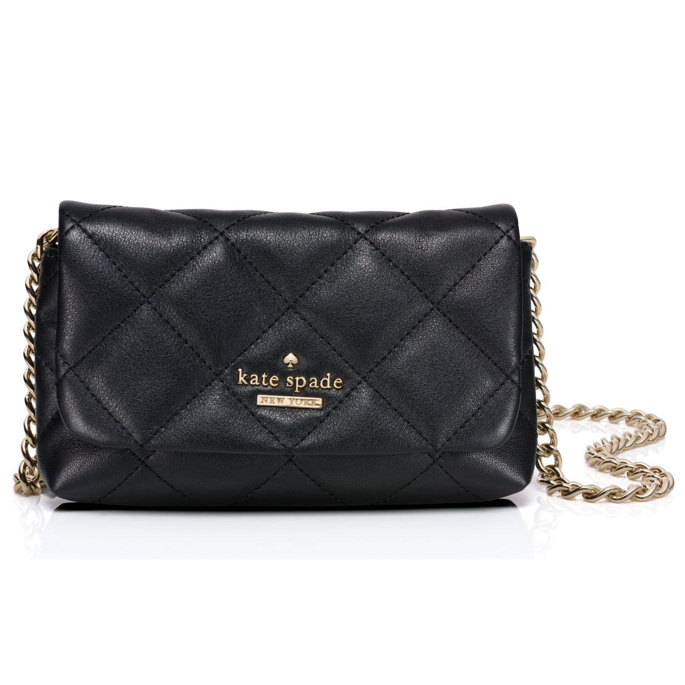 Kate Spade Emerson Place Emi Crossbody Bag Black # PWRU4641