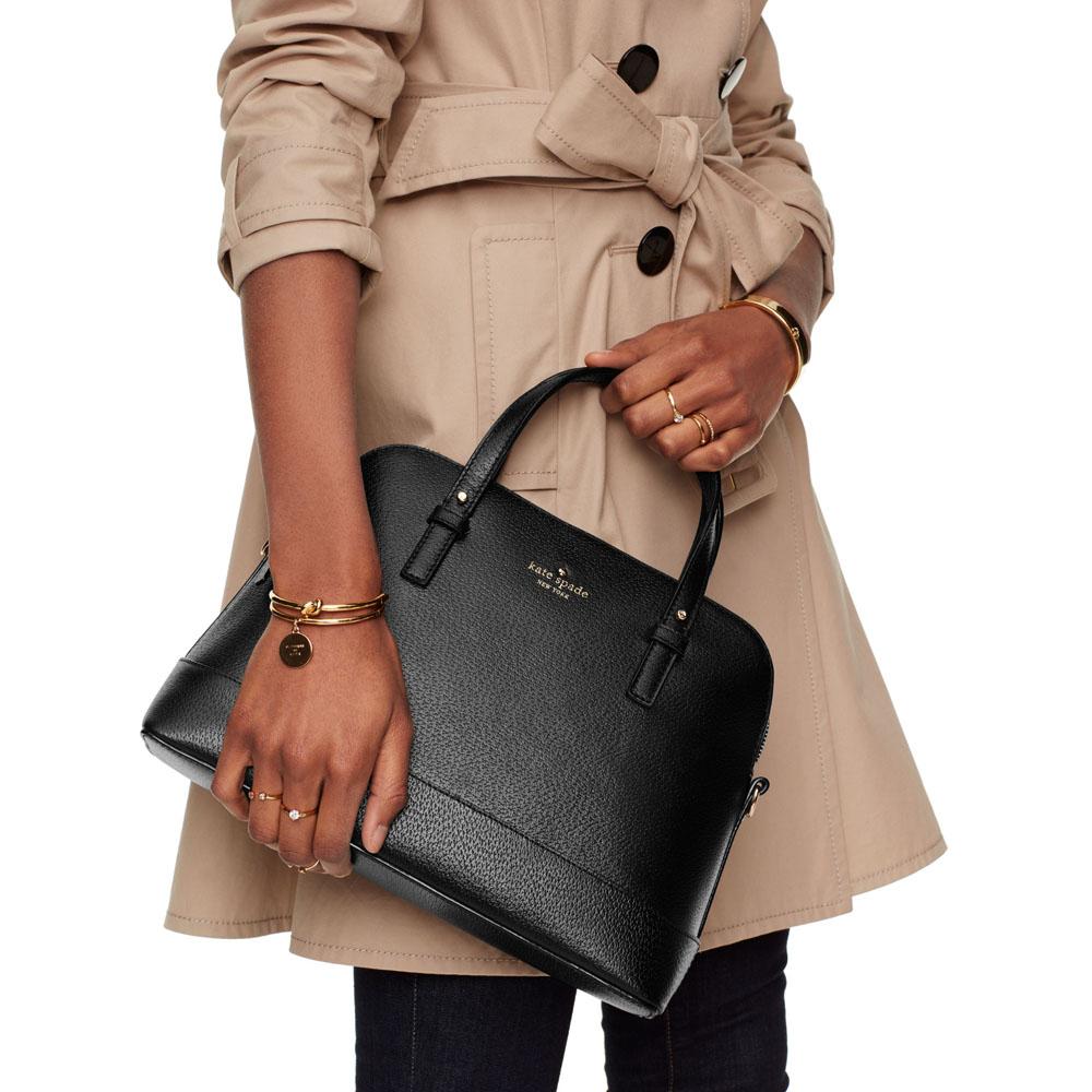 Spreesuki Kate Spade Grand Street Small Rachelle Crossbody Bag Katespade Black Wkru3730
