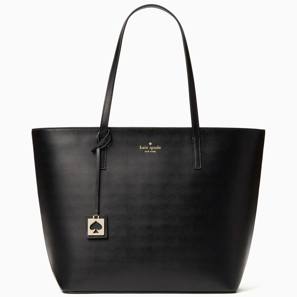 Kate Spade Haven Street Maxi Tote Black # WKRU4297