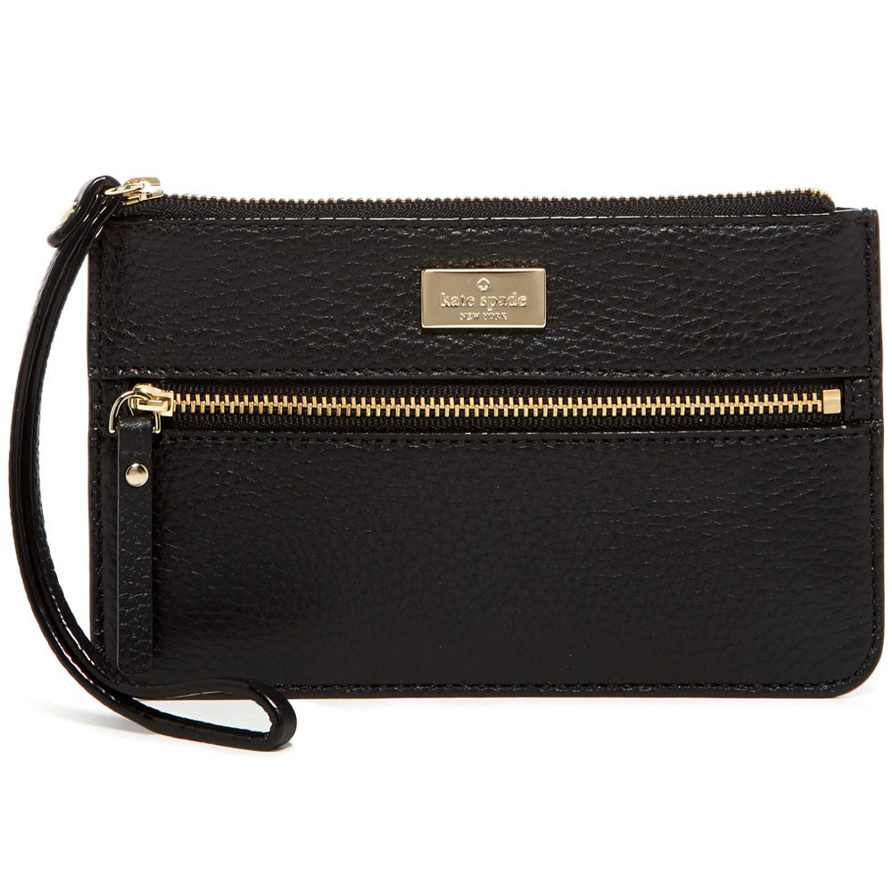 Kate Spade Highland Place Bee Black # WLRU2216