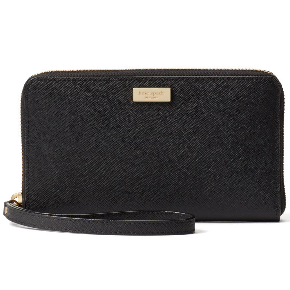 Kate Spade Laurel Way Alvy Black # WLRU2966