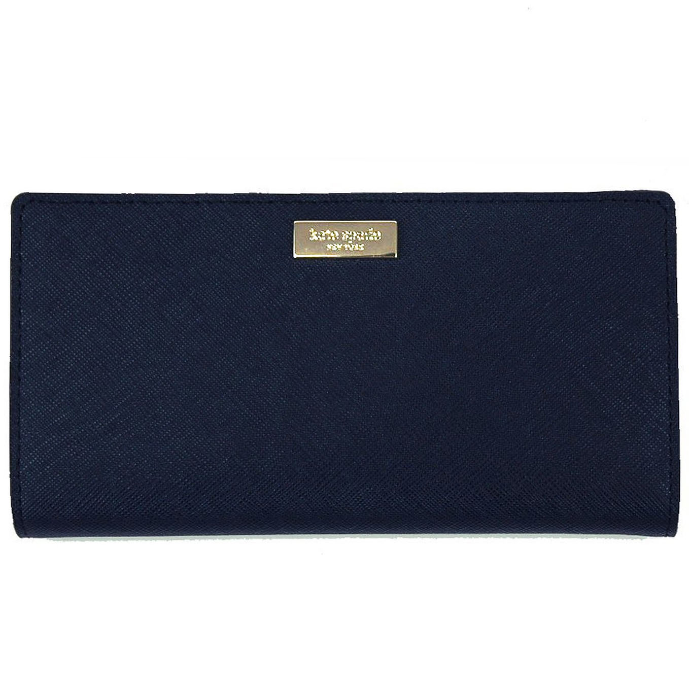 Kate Spade Laurel Way Stacy Wallet Offshore Navy # WLRU2673