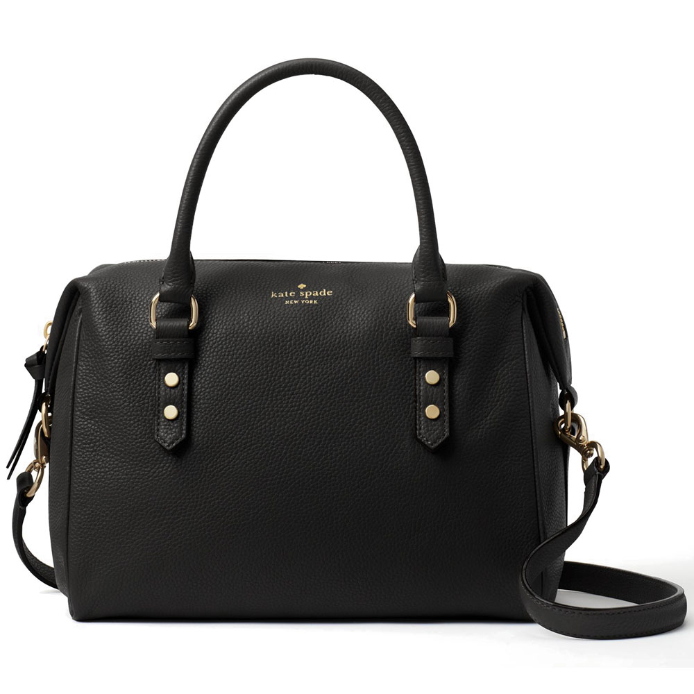 Kate Spade Mulberry Street Julianne Crossbody Bag Black # WKRU4411