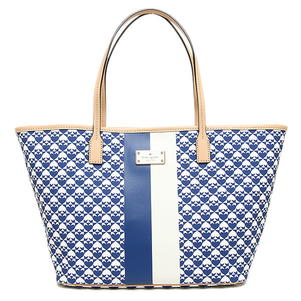 Kate Spade Penn Place Small Margareta Hyacinth Blue # WKRU3627