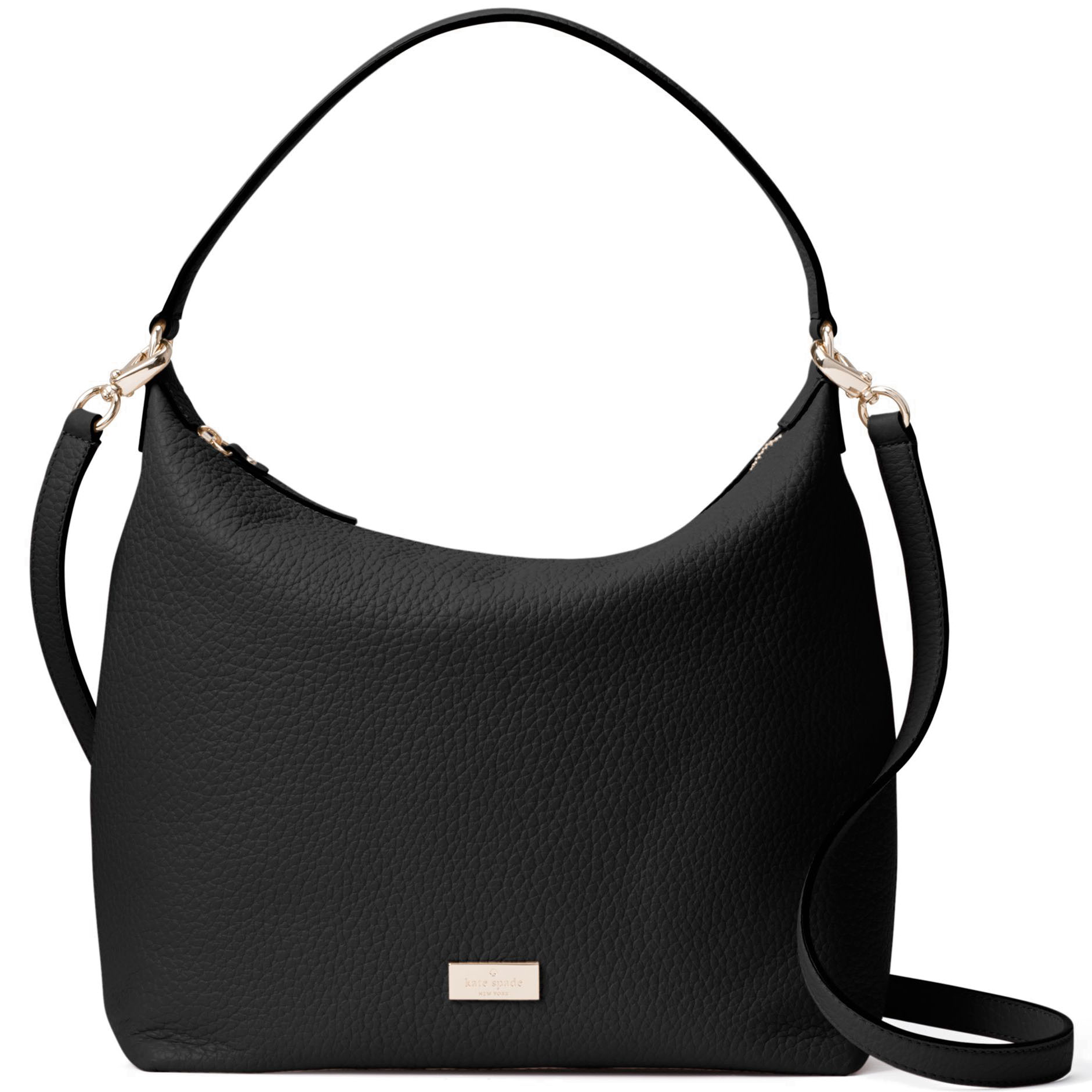 Kate Spade Prospect Place Kaia Crossbody Bag Black # WKRU4620