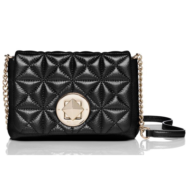 Kate Spade Whitaker Place Naomi Crossbody Black # WKRU3589