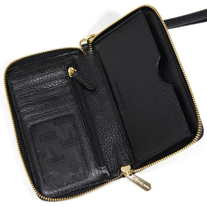 michael kors fulton wallet wristlet case rh rfidbusinesscards com