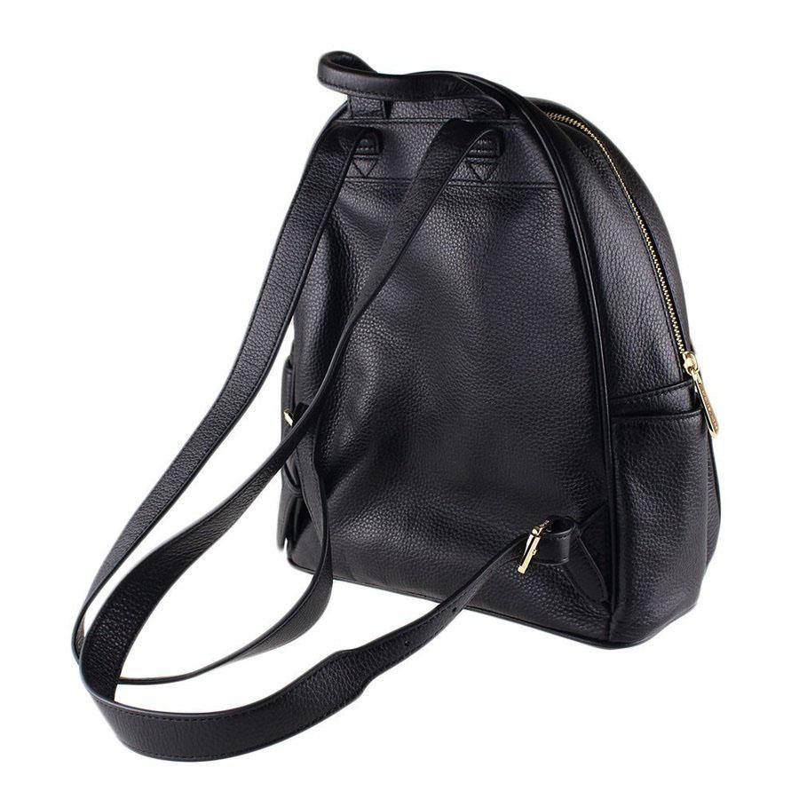 9b6a8556f7c3 SpreeSuki - Michael Kors Abbey Medium Studded Leather Backpack Black ...