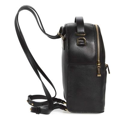 c0ac19e4f6 Michael Kors Backpack Jessa Small Convertible Backpack Black   30T8GEVB5L
