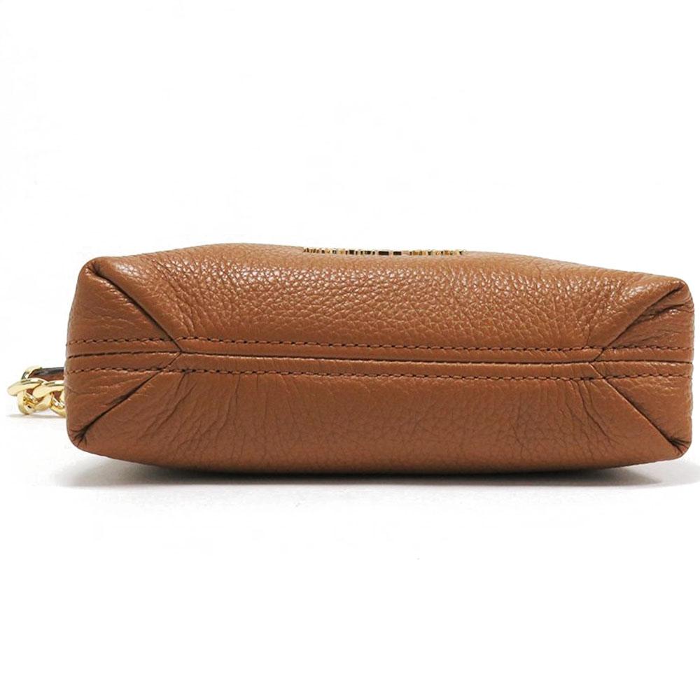 b5ca3f2c67b6 ... sale michael kors bedford leather crossbody bag acorn brown 35h6gbfc3t  d7cb8 8e3f7