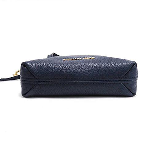 9fafa9892c94 SpreeSuki - Michael Kors Bedford Leather Crossbody Bag Navy Blue ...