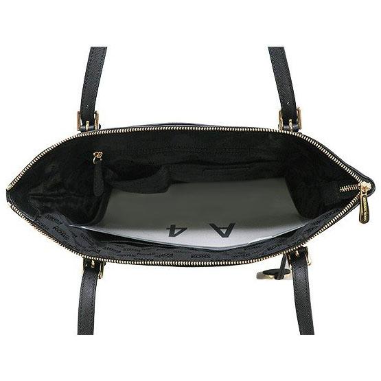 91719b1e26e2 SpreeSuki - Michael Kors Ciara Large East West Top Zip Tote Black ...