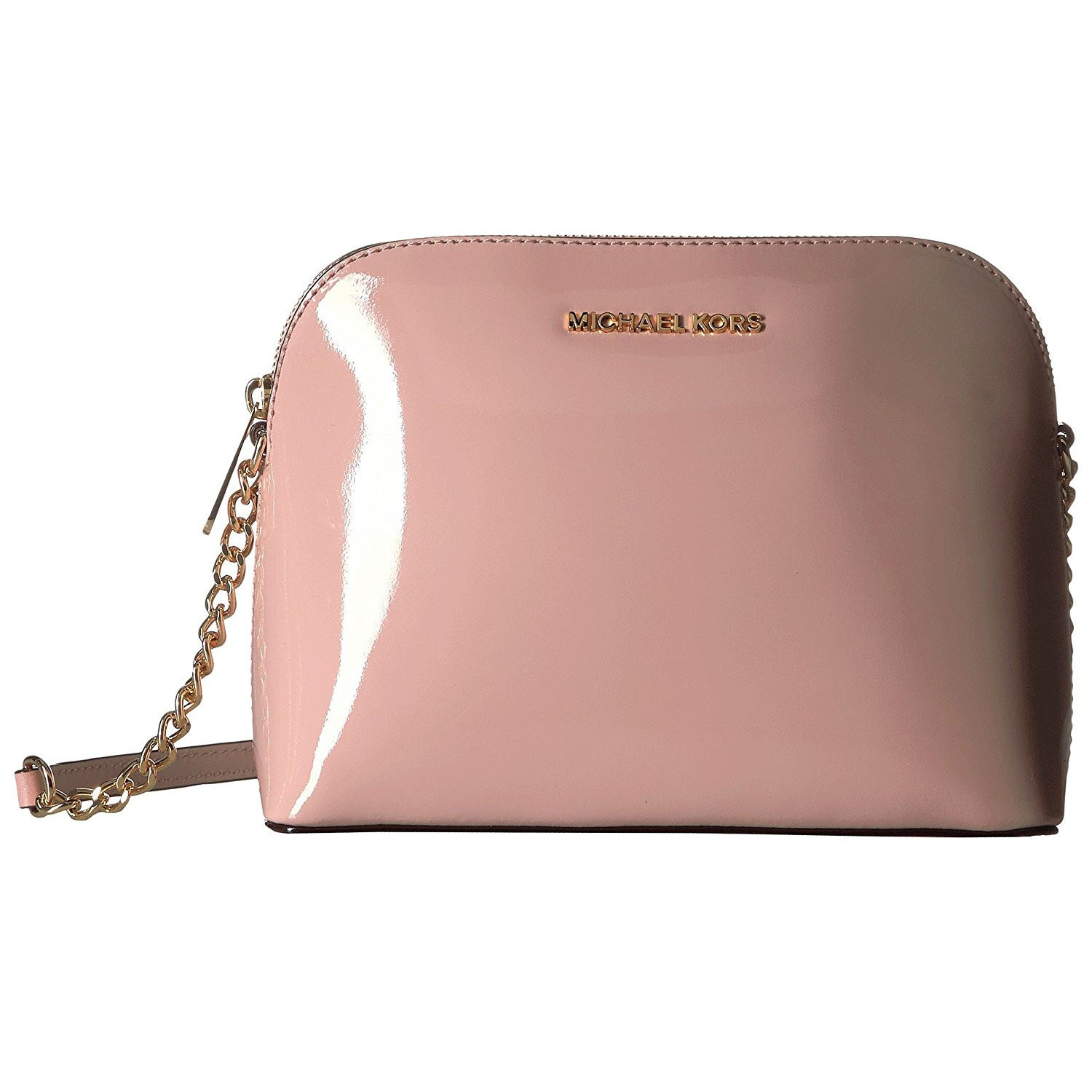 Michael Kors Cindy Large Dome Crossbody Bag Ballet Pink # 32T7GCPC3A