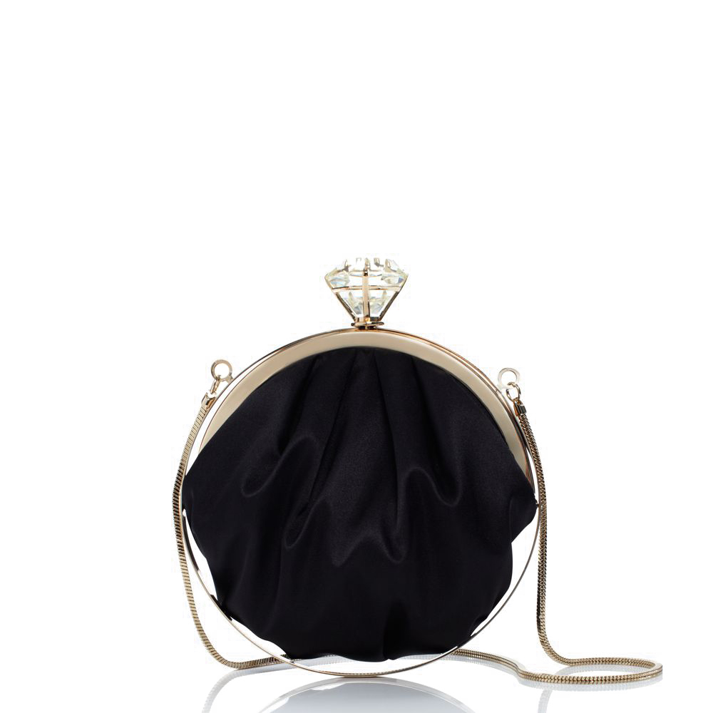 Kate Spade Evening Belle Emina Black # PXRU4530