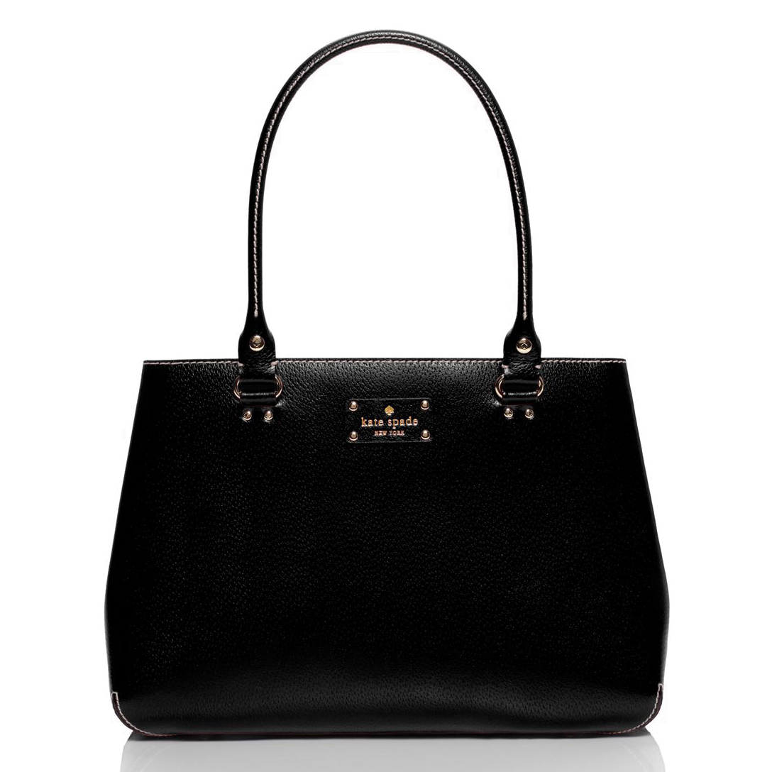 Kate Spade Wellesley Elena Black # WKRU1430