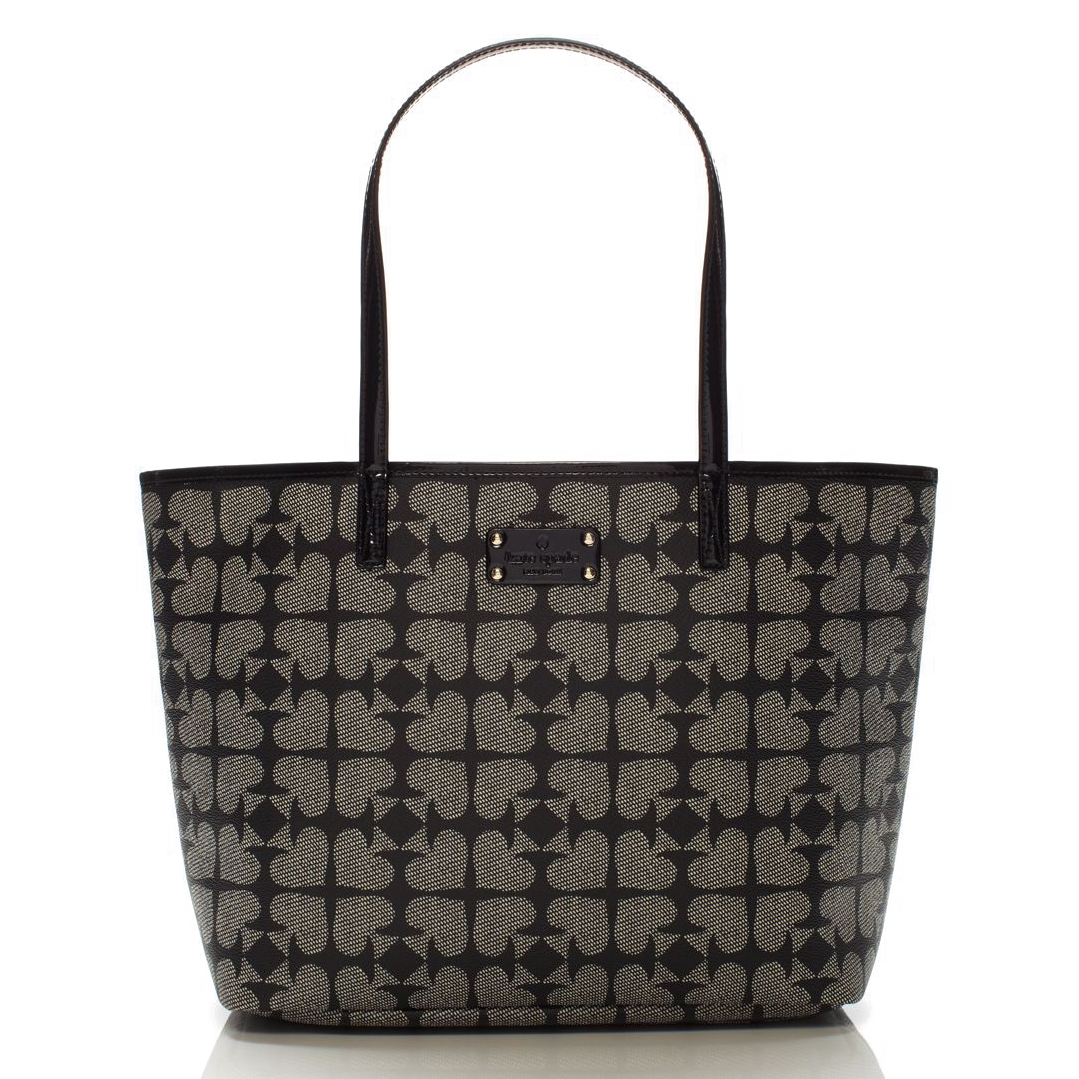 Kate Spade Pebble Ace Of Spades Medium Harmony # WKRU1692