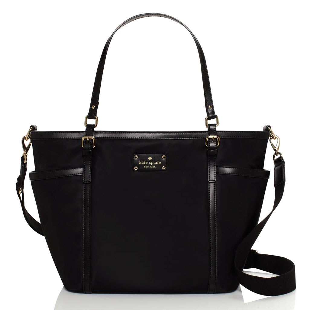 Union Square Clementine Baby Bag Black # WKRU2574
