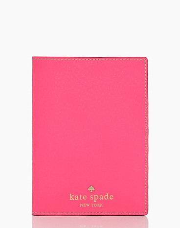 Grand Street Passport Holder Gulabi / Pink