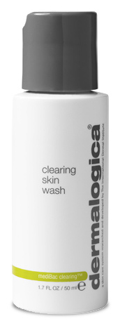 MediBac Clearing Skin Wash, 1.7oz / 50ml