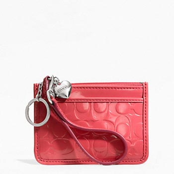 Embossed Liquid Gloss ID Skinny Coral