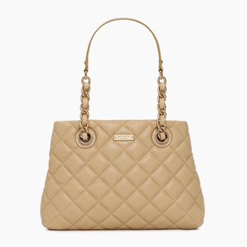 Kate Spade Gold Coast Small Maryanne Cashew