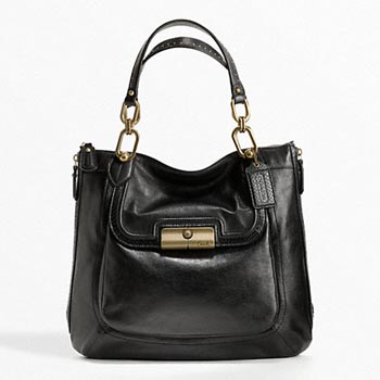Kristin Elevated Goat Leather Large Zip Tote
