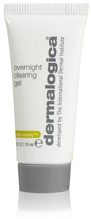 MediBac Overnight Clearing Gel, 0.5oz / 15ml