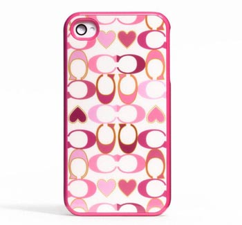 Peyton Signature Heart iPhone 4/4S Case
